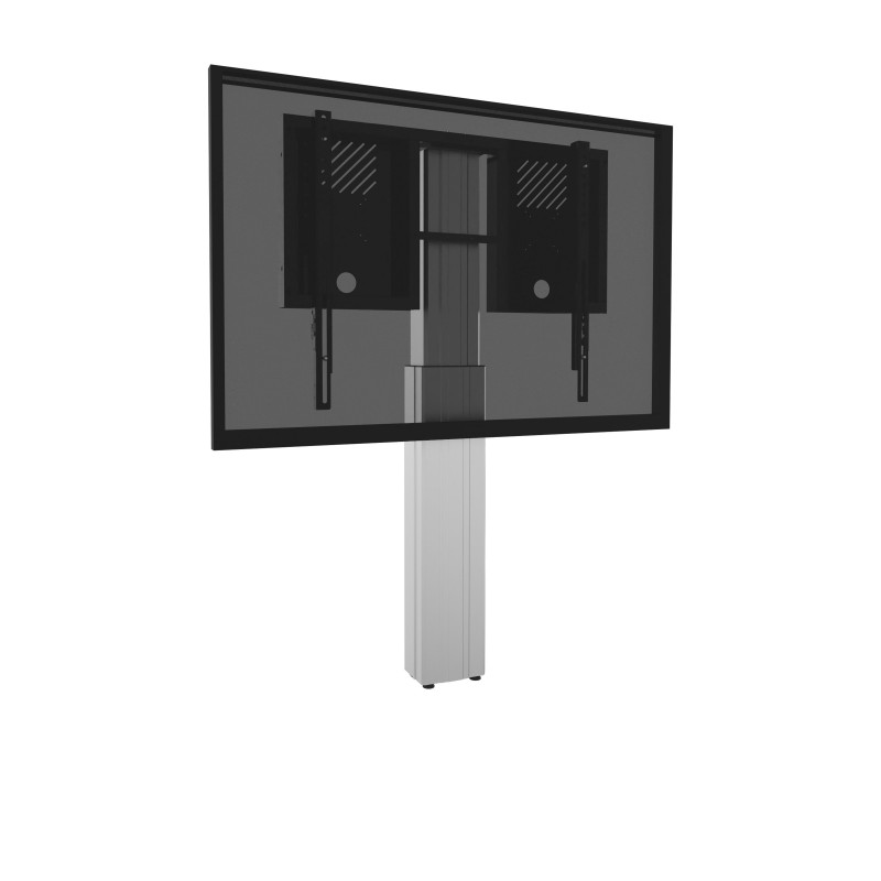 Celexon Adjust-4275WS-50 Expert display stand with wall mounting, electrically adjustable height - 50cm - silver - load up to 139 kg Expert display stand with wall mounting, electrically adjustable height - 50cm - silver - load up to 139 kg
