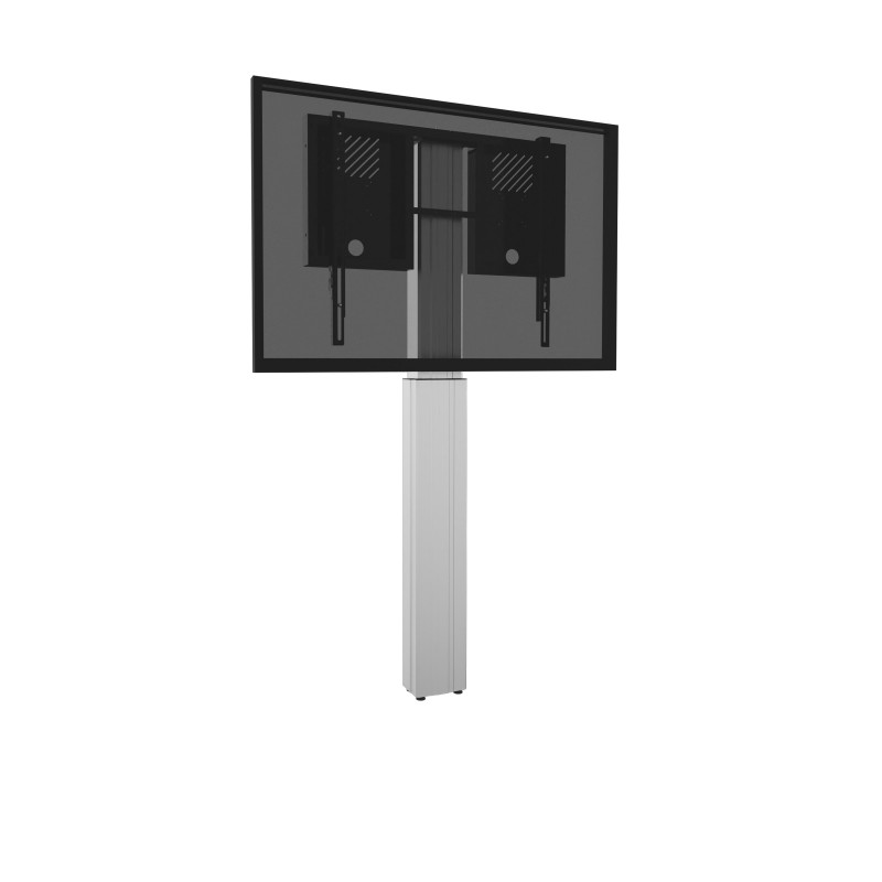 Celexon Adjust-4286WS-70 Expert Display stand with wall mounting, electrically adjustable height - 70cm - silver Expert Display stand with wall mounting, electrically adjustable height - 70cm - silver