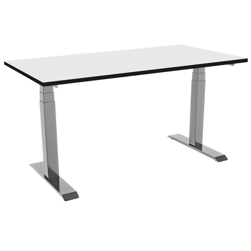 Celexon eAdjust-58123G-HPL150 Professional series Electrically height-adjustable desk, grey, with HPL Table Top 150 x 75 cm Professional series Electrically height-adjustable desk, grey, with HPL Table Top 150 x 75 cm