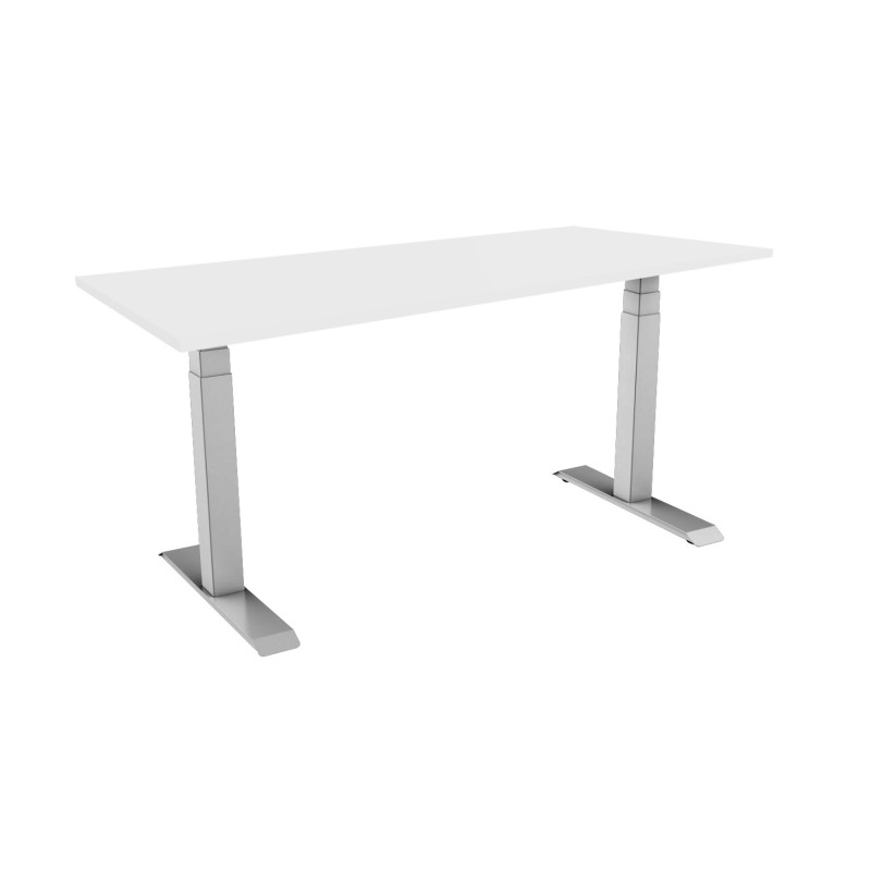 Celexon eAdjust-58123G-Table175 Professional series Electrically height-adjustable desk, grey, with Table Top 175 x 75 cm Professional series Electrically height-adjustable desk, grey, with Table Top 175 x 75 cm