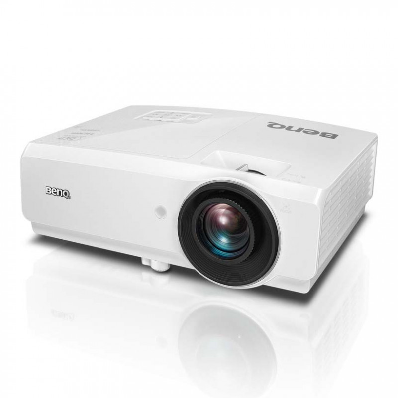 BenQ SH753+ Full HD (1920x1080); 5.000lm; 13.000:1; 1,39-2,09:1; 3 year warranty; Serie 7 Installation Full HD (1920x1080); 5.000lm; 13.000:1; 1,39-2,09:1; 3 year warranty; Serie 7 Installation