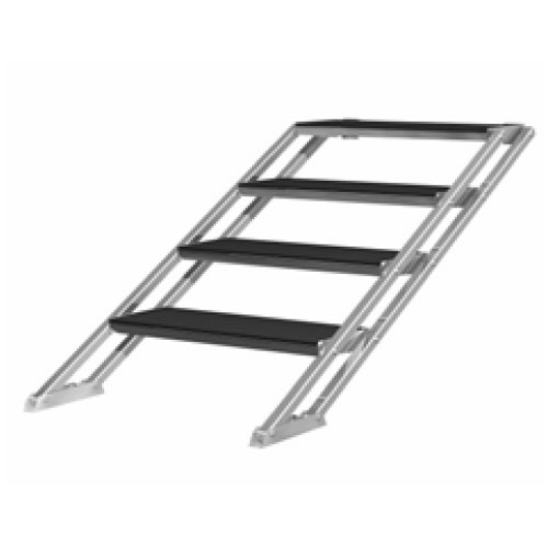 Contest PLT-st60100 4-step stairs adjustable height from 0.6m to 1m 4-step stairs adjustable height from 0.6m to 1m