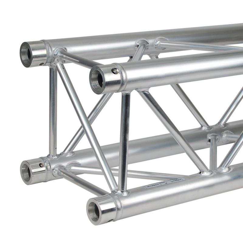 Contest QUA29-200 Square aluminium truss - W 290 mm L 200 cm Square aluminium truss - W 290 mm L 200 cm