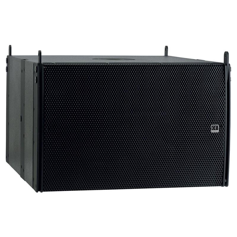 Audiophony HL-10ASUB Subwoofer for active, compact line array system 2 x 10' 600W Subwoofer for active, compact line array system 2 x 10' 600W