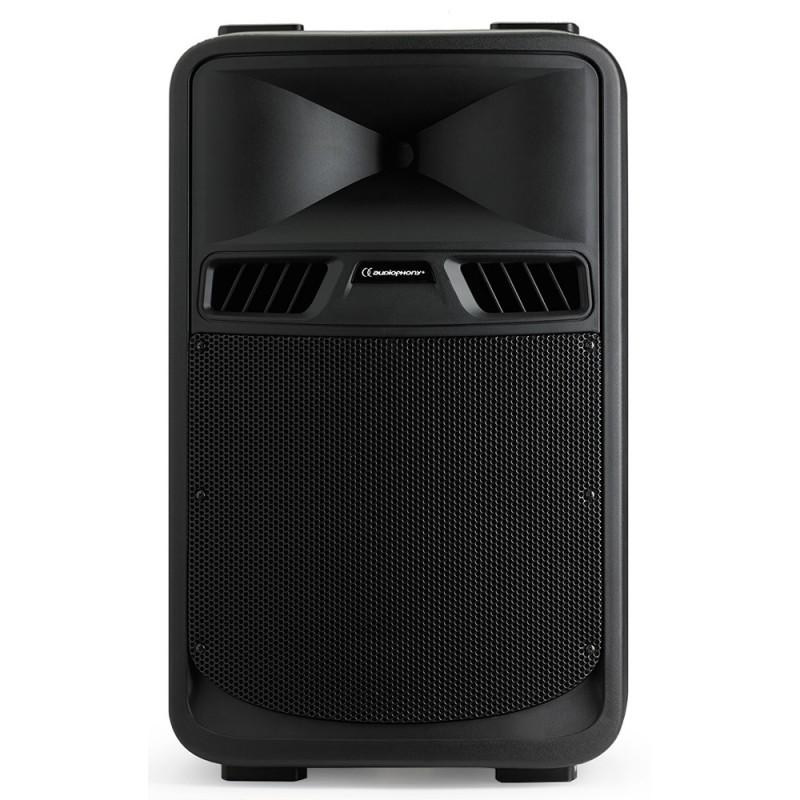 Audiophony SR12A 2-way self-powered speaker – Bass reflex 2-way self-powered speaker – Bass reflex