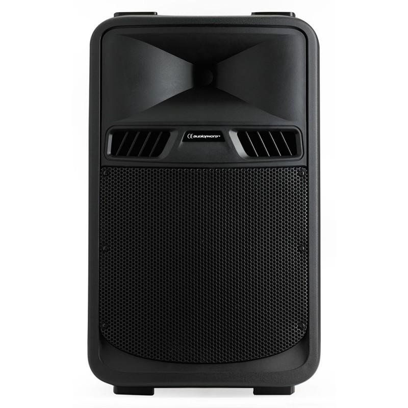 Audiophony SR10A 2-way self-powered speaker – Bass reflex - 1' driver - 10'Woofer 2-way self-powered speaker – Bass reflex - 1' driver - 10'Woofer