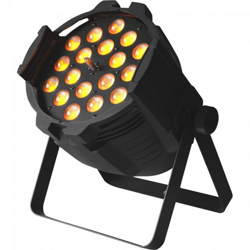 AFX Light PARLED-1820Z LED PAR 18x 15W RGBAW 5in1 Zoom LED PAR 18x 15W RGBAW 5in1 Zoom