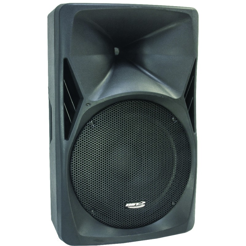BST PH15-BT Active 600 W Speaker Enclosure – with 15