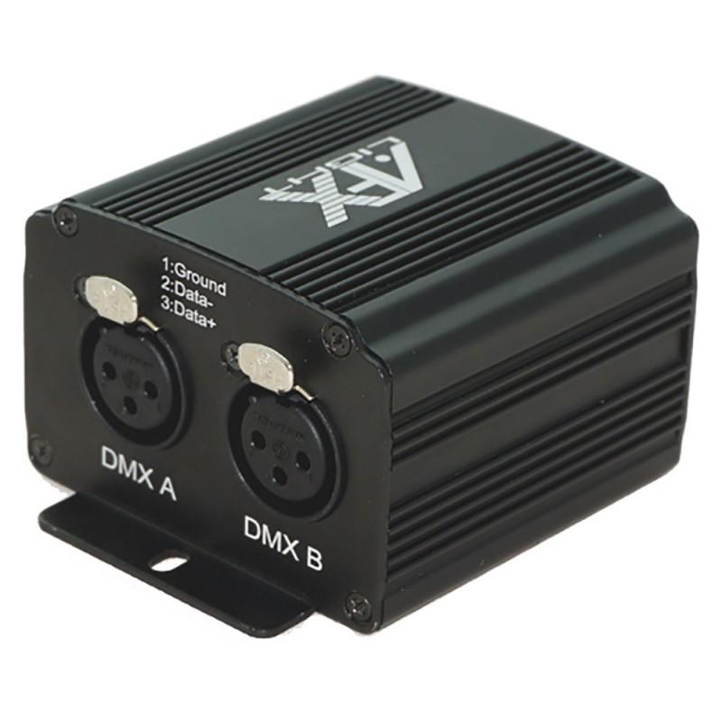 AFX Light LS1024DMX-PRO Professional DMX Control Software with Mini USB Interface Professional DMX Control Software with Mini USB Interface