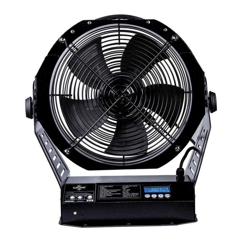 DJ Power H-9 Pro DMX Fan Pro DMX Fan