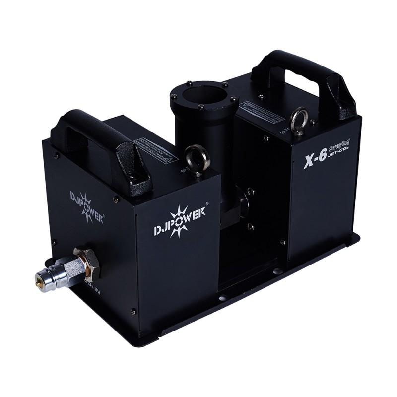 DJ Power X-6 Swing CO2 Jet Swing CO2 Jet