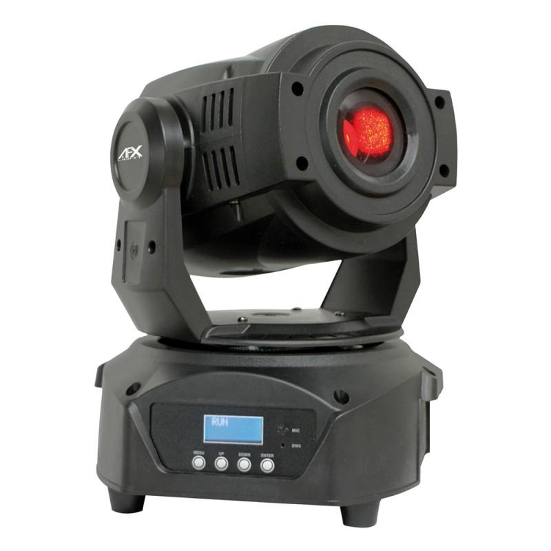 AFX Light SPOT60LED LED 1x60W Spot Moving Head LED 1x60W Spot Moving Head