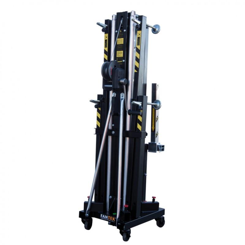 FANTEK INDUSTRIAL FT6520 Frontal load lifting tower PRO 6,35m - Max. load: 200 kg Frontal load lifting tower PRO 6,35m - Max. load: 200 kg
