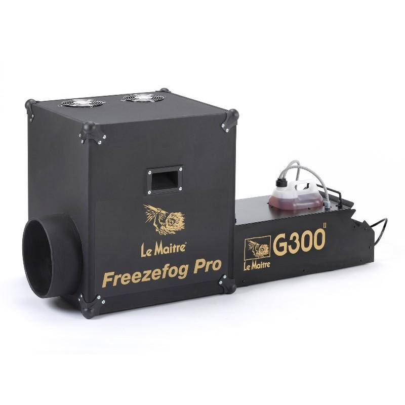 Le Maitre FREEZEFOG PRO Freezefog Pro Low smoke machine Freezefog Pro Low smoke machine