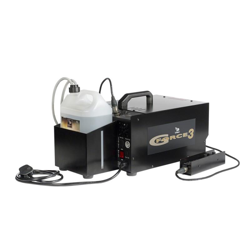 Le Maitre GFORCE 3 DMX GFORCE3 Smoke Machine DMX GFORCE3 Smoke Machine DMX